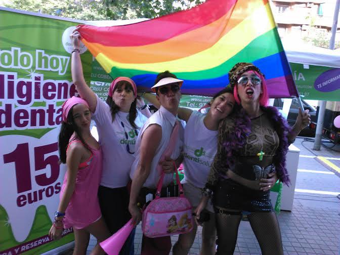 El dia del orgullo gay