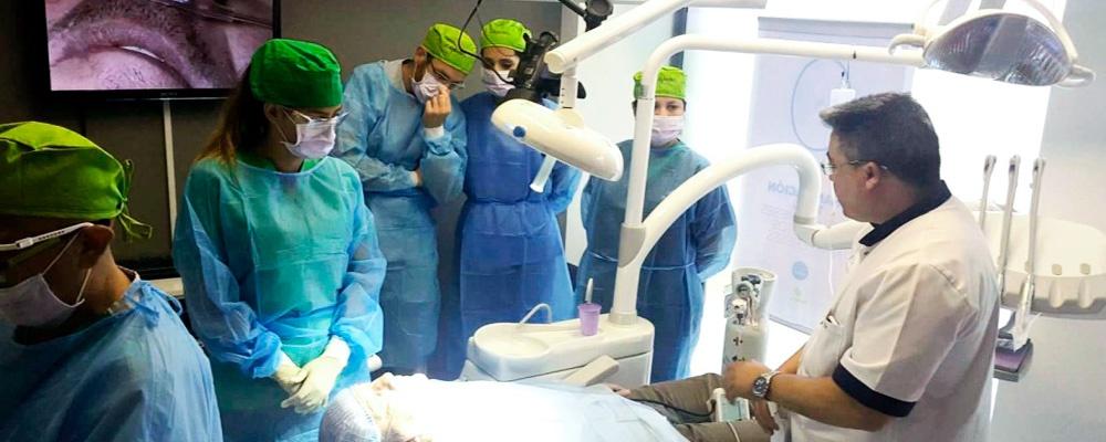 La sedación en la odontología