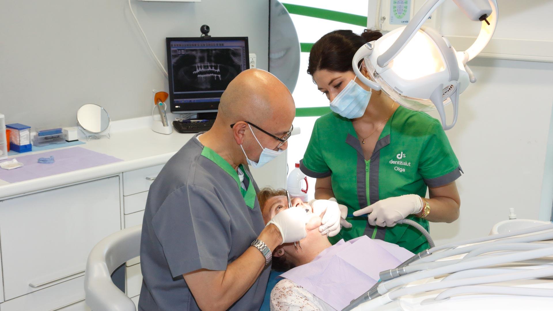 Hipertensión y odontología en Barcelona