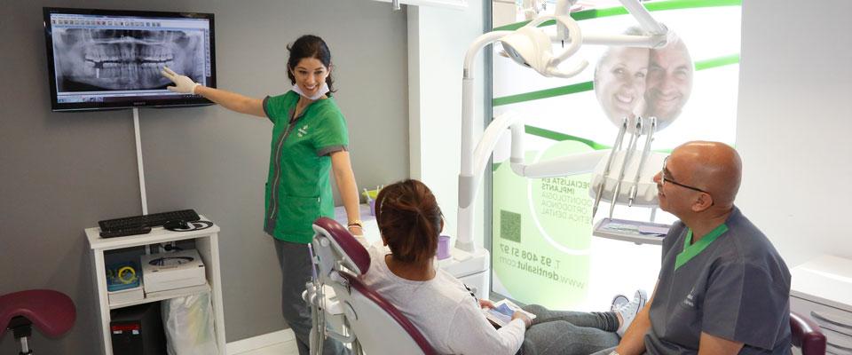 Dentista en Nou Barris