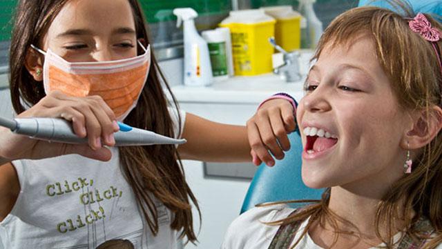 La erupción dental