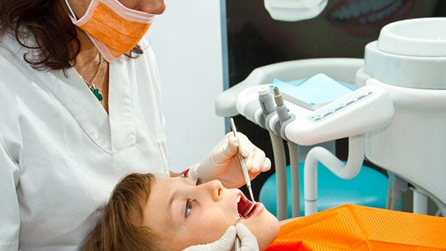 La prevención odontológica en niños