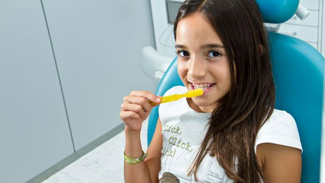 Sedación dental en niños