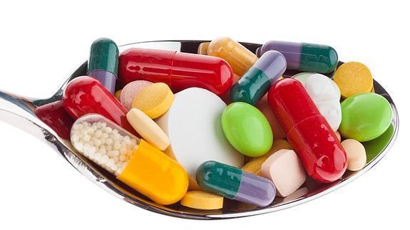Erosión dental por medicamentos