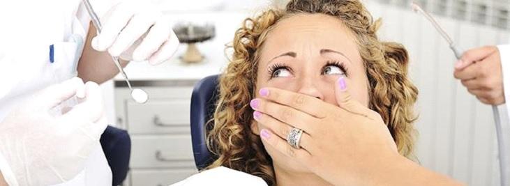 Odontofobia- Sedación dental