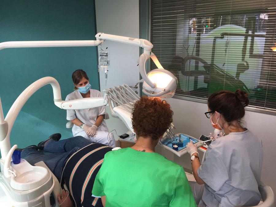 Sedación dental con Dentisalut y la colaboración de Sedatium