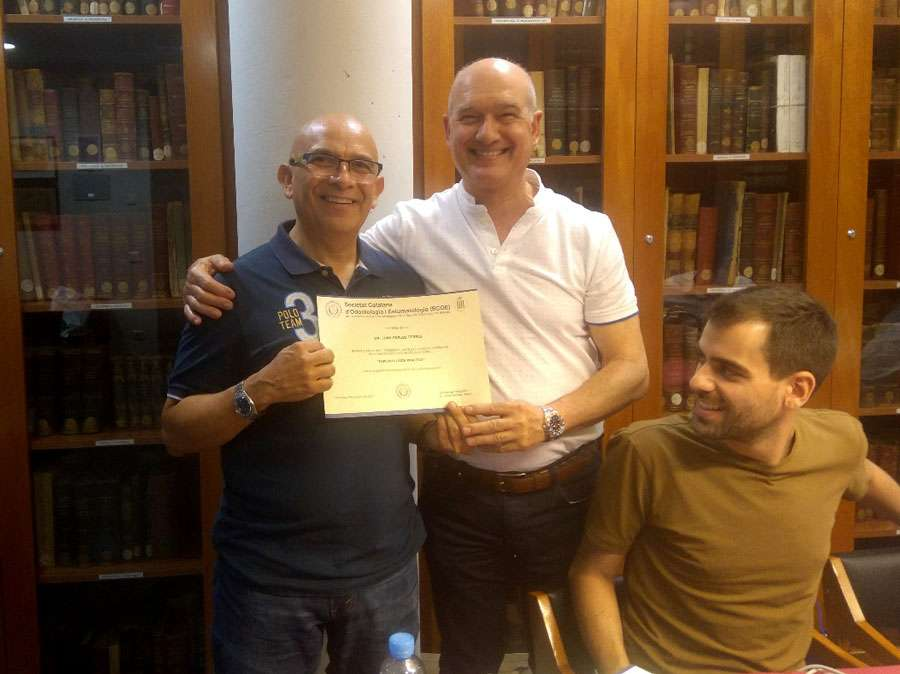 """El Dr. Juan Carlos Torres imparte el Master en SCOE de """"Principios de la cirugía"""""""