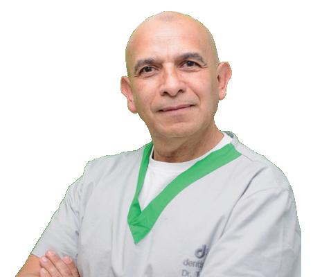 Dr. Juan Carlos Torres, formación en implantología y cirugía oral