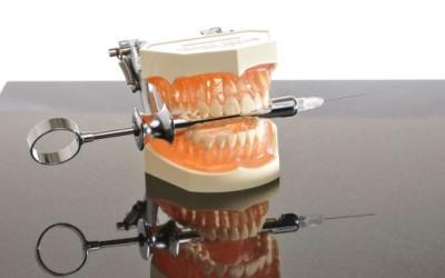 La anestesia en tratamientos dentales