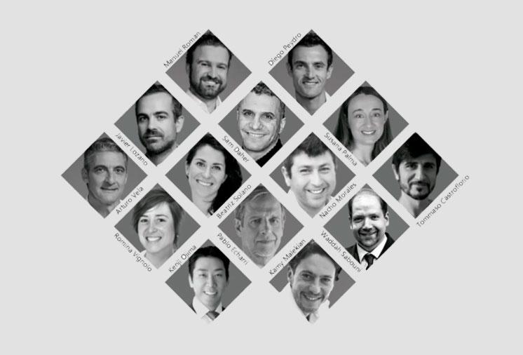 Ponentes del II Congreso de la Sociedad Española de Alineadores