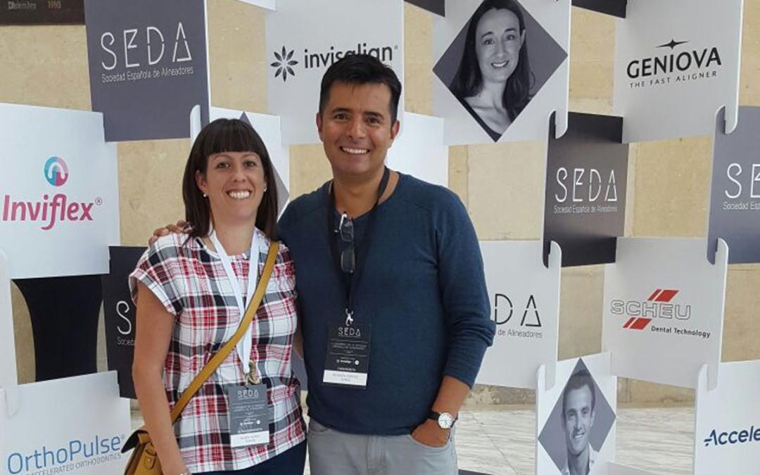Dentisalut en el II Congreso de la Sociedad Española de Alineadores