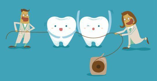El hilo dental, ¿cuándo se usa?