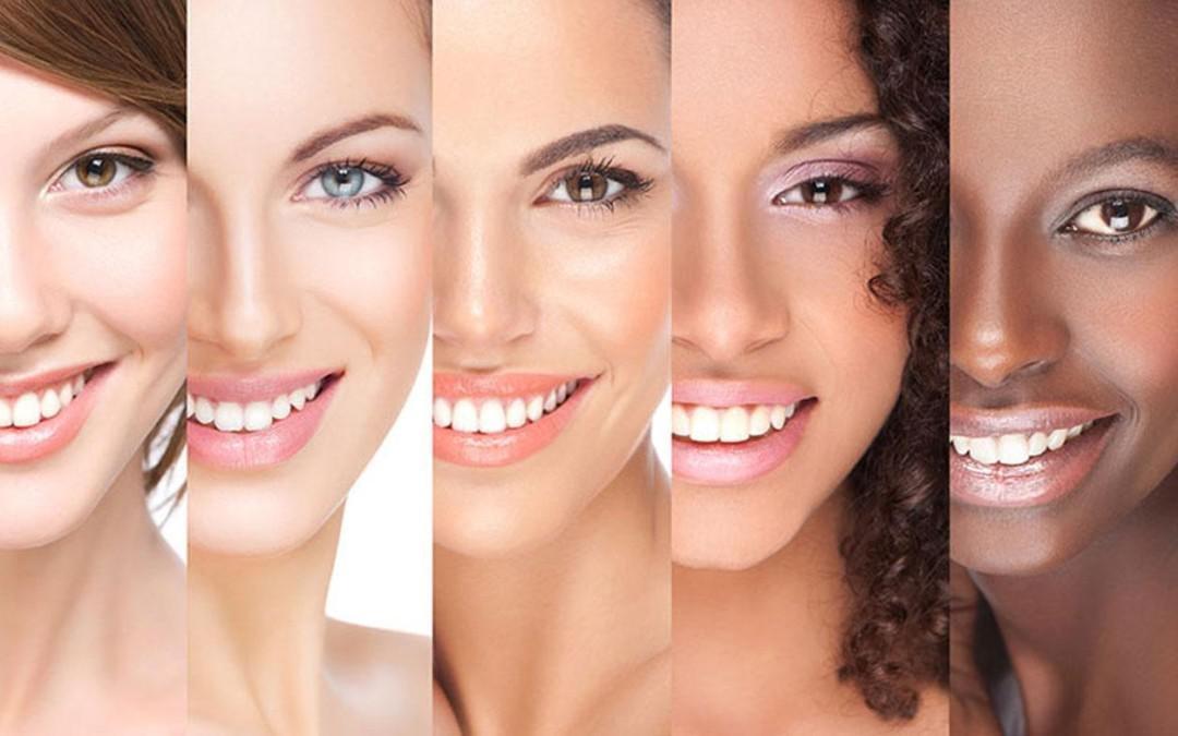 La importancia de los dientes blancos