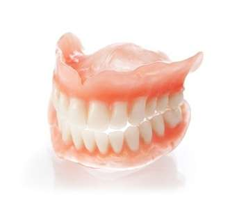 Reparación de prótesis dentales