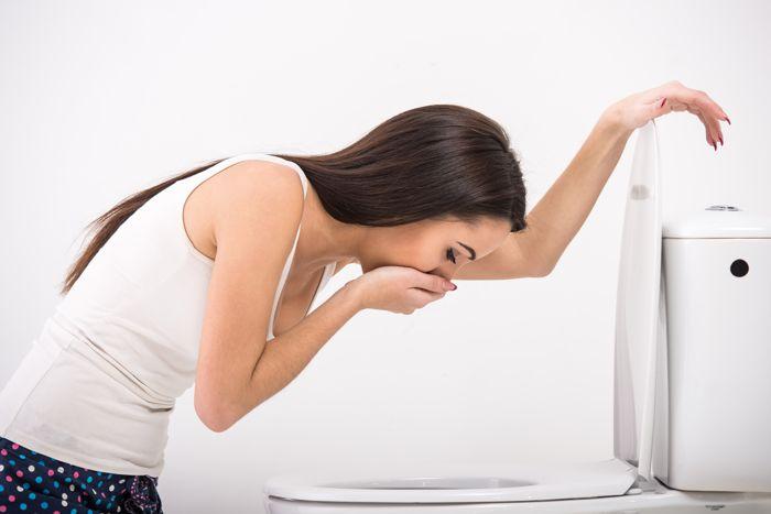 Erosión dental por bulimia