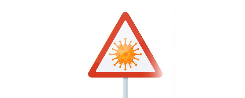 Alerta prevención Coronavirus Clínicas dentales
