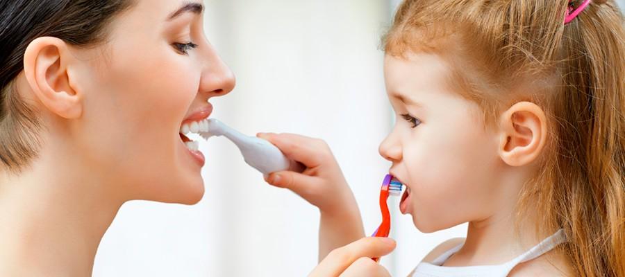 Odontología preventiva niños